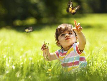"""เมื่อ """"ธรรมชาติ"""" คือห้องเรียนที่ดีที่สุดสำหรับเด็ก"""